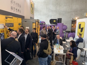 Elektrobudowa for the fifth time at Hannover Messe