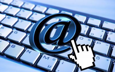 Email contact: new valid temporary addresses